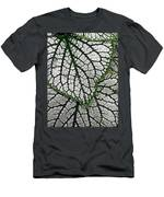 Leaf Abstract 19 Men's T-Shirt (Athletic Fit)
