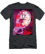 Lend Japan A Hand Men's T-Shirt (Athletic Fit)