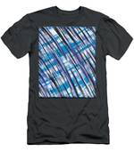 Midnight Over Spring Men's T-Shirt (Athletic Fit)