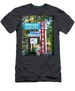 Miranda Gardens Men's T-Shirt (Athletic Fit)