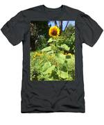 My Own Sun In My Backyard  Men's T-Shirt (Athletic Fit)