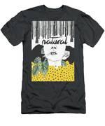 Natural Men's T-Shirt (Athletic Fit)