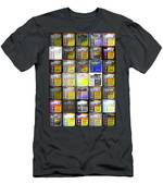 Old Bay Andy Warhol Super Men's T-Shirt (Athletic Fit)