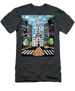 Philadelphia Men's T-Shirt (Athletic Fit)
