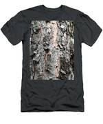 Pine Bark Men's T-Shirt (Athletic Fit)