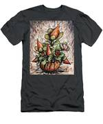 Potted Flower #2 Men's T-Shirt (Athletic Fit)