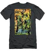 Precipitation Of Time Men's T-Shirt (Athletic Fit)