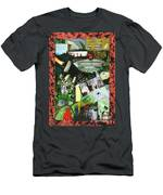 Rendlesham Ufo Incident Men's T-Shirt (Athletic Fit)