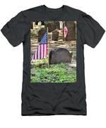 Revolutionary War Veteran Men's T-Shirt (Athletic Fit)