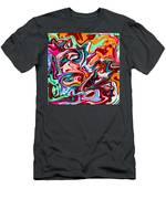 Rosie Dande Men's T-Shirt (Athletic Fit)