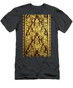 Royal Palace Gilded Door 02 Men's T-Shirt (Athletic Fit)