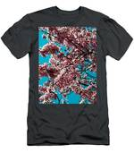 Sakura Men's T-Shirt (Athletic Fit)