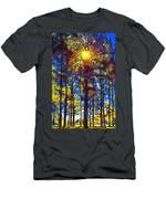 Shining Through Men's T-Shirt (Athletic Fit)