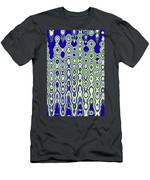 Single High Rise Abstract Phoenix Men's T-Shirt (Athletic Fit)
