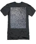 Soft Grey Scale  Men's T-Shirt (Athletic Fit)