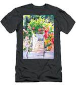 Stairway To Paradise Men's T-Shirt (Athletic Fit)