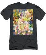 Succulent Mirage 2 Men's T-Shirt (Athletic Fit)