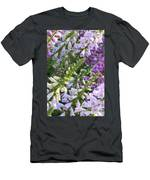 Sunshine On Foxgloves Men's T-Shirt (Athletic Fit)