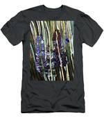 Texas Bluebonnets  Men's T-Shirt (Athletic Fit)
