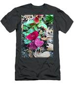 The Beauty Of Nature  Men's T-Shirt (Athletic Fit)