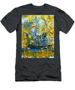 The Seven Sins- Greed Men's T-Shirt (Athletic Fit)