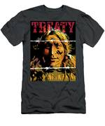 The Treaty Men's T-Shirt (Athletic Fit)