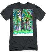 Thicket Men's T-Shirt (Athletic Fit)