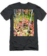 Tranquil Days Of Autumn Men's T-Shirt (Athletic Fit)