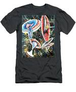 Vistas Of Life Force #64 Men's T-Shirt (Athletic Fit)