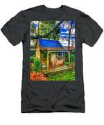 Witches House Men's T-Shirt (Athletic Fit)