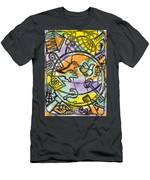 World Wide Web Men's T-Shirt (Athletic Fit)