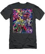 Bird Royalty  Men's T-Shirt (Athletic Fit)
