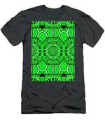 Art Deco Lucky Charms Men's T-Shirt (Athletic Fit)