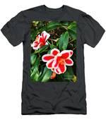 Tama Peacock Twins Men's T-Shirt (Athletic Fit)