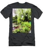 The Lily Pond Trail Men's T-Shirt (Athletic Fit)