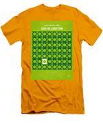 No120 My Green Lantern Minimal Movie Poster Men's T-Shirt (Athletic Fit)