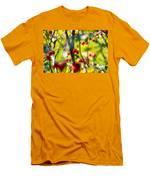 Autumn Berries  Men's T-Shirt (Athletic Fit)