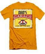 Dad's Garage Men's T-Shirt (Athletic Fit)
