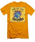 How Do You Tuck... Men's T-Shirt (Athletic Fit)