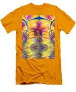 Liquid Lace Men's T-Shirt (Athletic Fit)