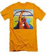 Shamans Prayer Men's T-Shirt (Athletic Fit)