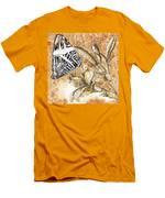 Butterfly Mosaic 02 Elena Yakubovich Men's T-Shirt (Athletic Fit)