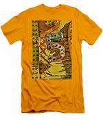 Number Five Men's T-Shirt (Athletic Fit)