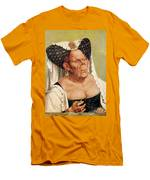 A Grotesque Old Woman Men's T-Shirt (Athletic Fit)