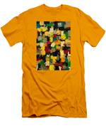 Abstract Fun Men's T-Shirt (Athletic Fit)