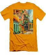 Beautiful Vieux Carre Men's T-Shirt (Athletic Fit)
