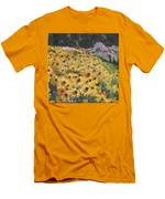 Black-eyed Susans Men's T-Shirt (Athletic Fit)