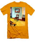Chair And Pears Interior Men's T-Shirt (Athletic Fit)