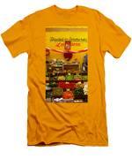 Frutas Y Verduras Men's T-Shirt (Athletic Fit)
