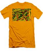 Grunge Graffiti Men's T-Shirt (Athletic Fit)